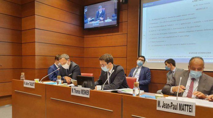 Commission des affaires sociales