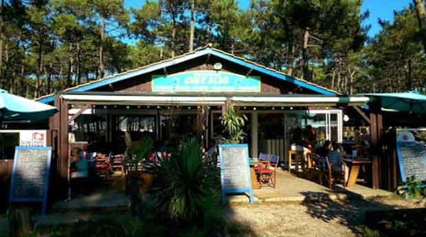 Le restaurant Chez Aldo de Pyla-sur-Mer