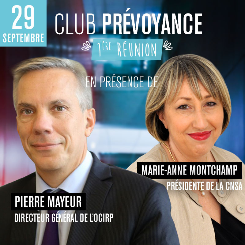 Club Prévoyance - 1ère réunion