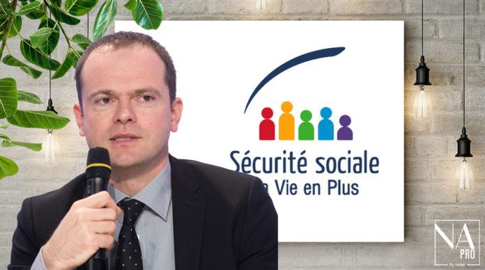 Frank Von Lennep devient directeur de la Sécurité sociale