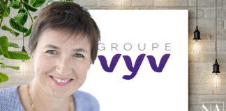 Delphine Dupuis, DRH du groupe Vyv