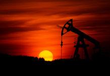 Une exploitation de pétrole