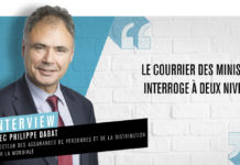 Philippe Dabat, directeur des assurances de personnes et de la distribution d'AG2R La Mondiale