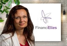 Silvine Laguillaumie Landon devient co-présidente de Financi'elles