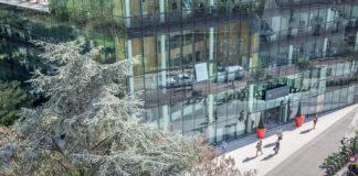 Le siège d'Audiens à Vanves