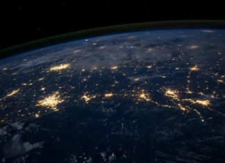 Le planète vue de l'espace