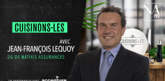 Jean-François Lequoy, directeur général de Natixis Assurances