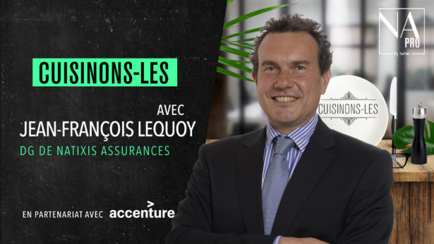 Vidéo : Jean-François Lequoy cuisiné par News Assurances Pro et Accenture