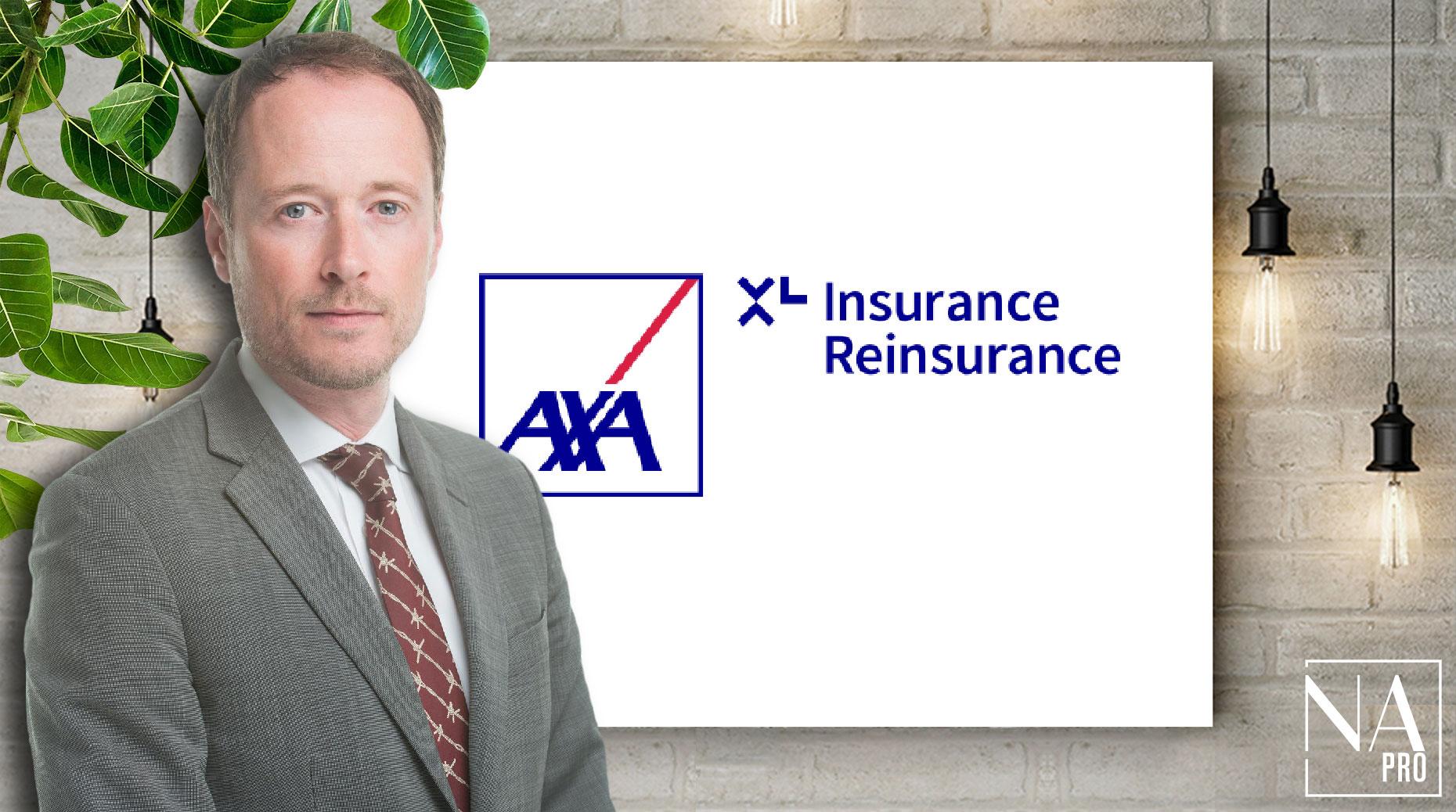 Nomination : Sean McGovern prend la tête d'Axa XL UK