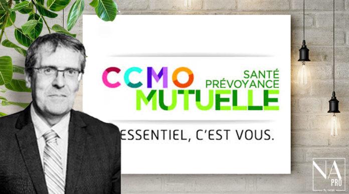 Xavier Lardeux de CCMO Mutuelle