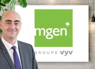 Fabrice heyries, directeur général du groupe MGEN