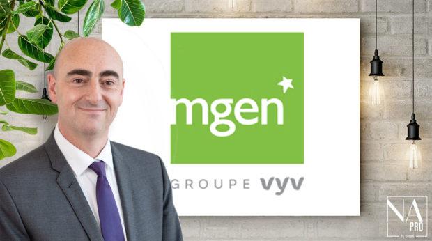 Mutuelle: Fabrice Heyriès devient directeur général de la MGEN