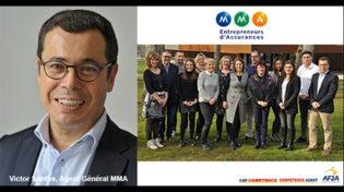 Témoignage client - Victor Santos, Agent Général MMA