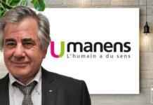 Yves Bastié, président d'Identités Mutuelle et d'Umanens.