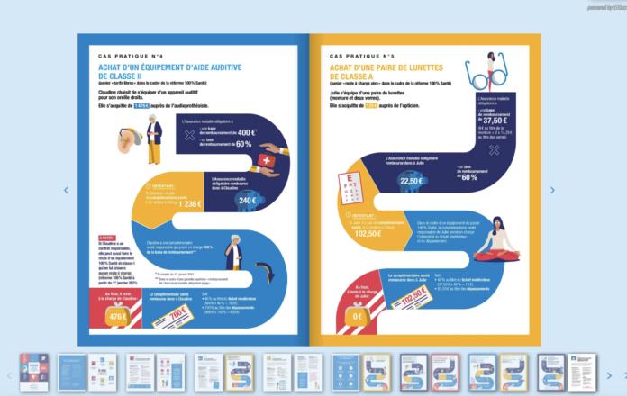 Brochure de l'Unocam pour comprendre et bien choisir sa complémentaire santé.