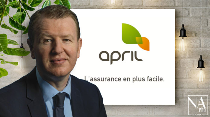Benoît le Corre du groupe April