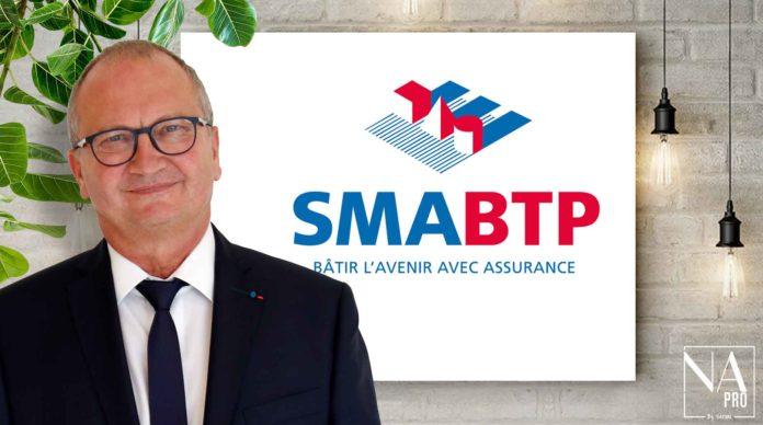 Jacques Chanut, président de SMABTP.