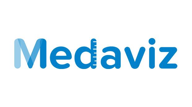 Le logo de Medaviz, société de télémédecine.