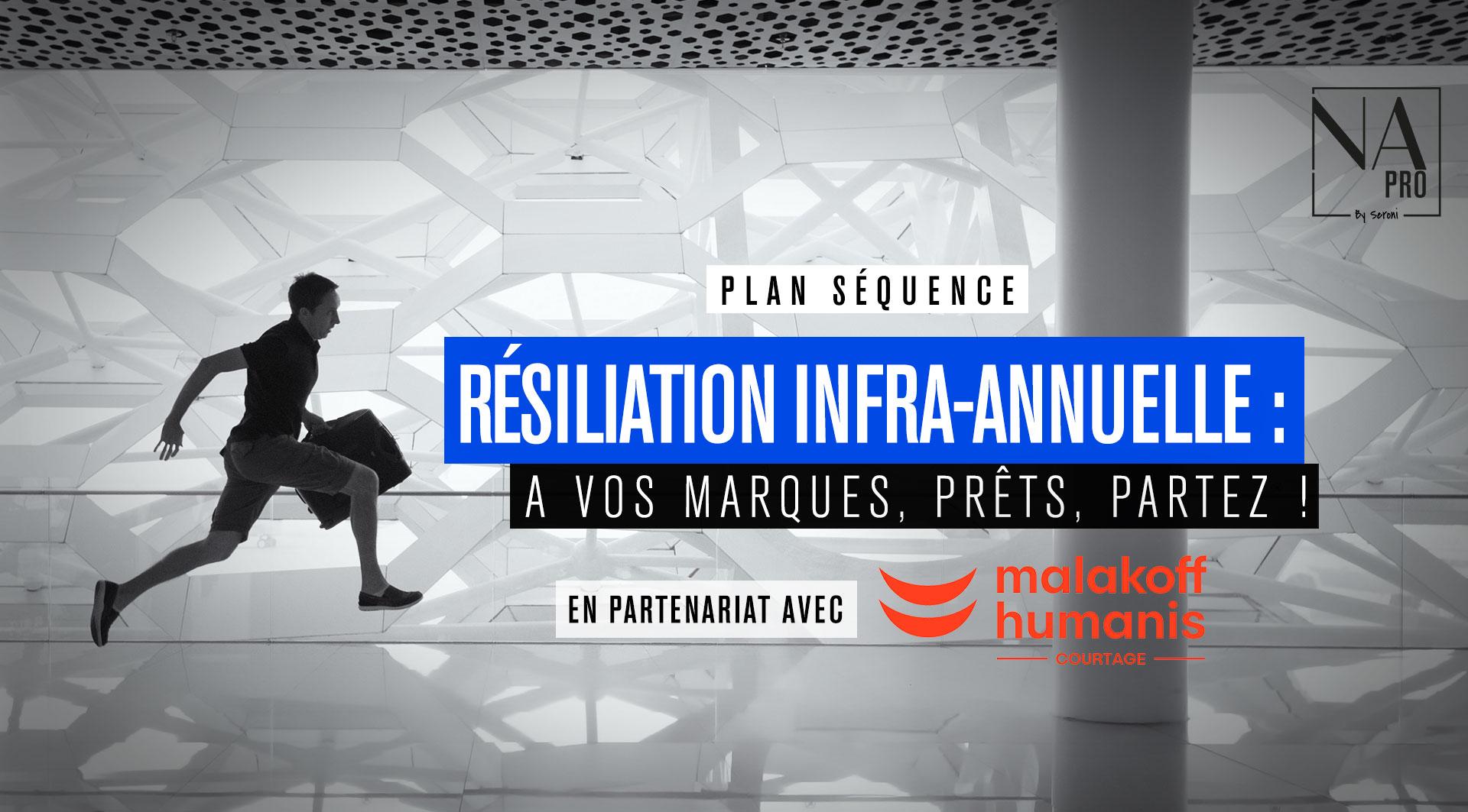 Résiliation infra-annuelle : A vos marques, prêts, partez !