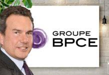 Jean-François Lequoy, directeur général du Groupe BPCE, en charge des finances et de la stratégie, membre du directoire