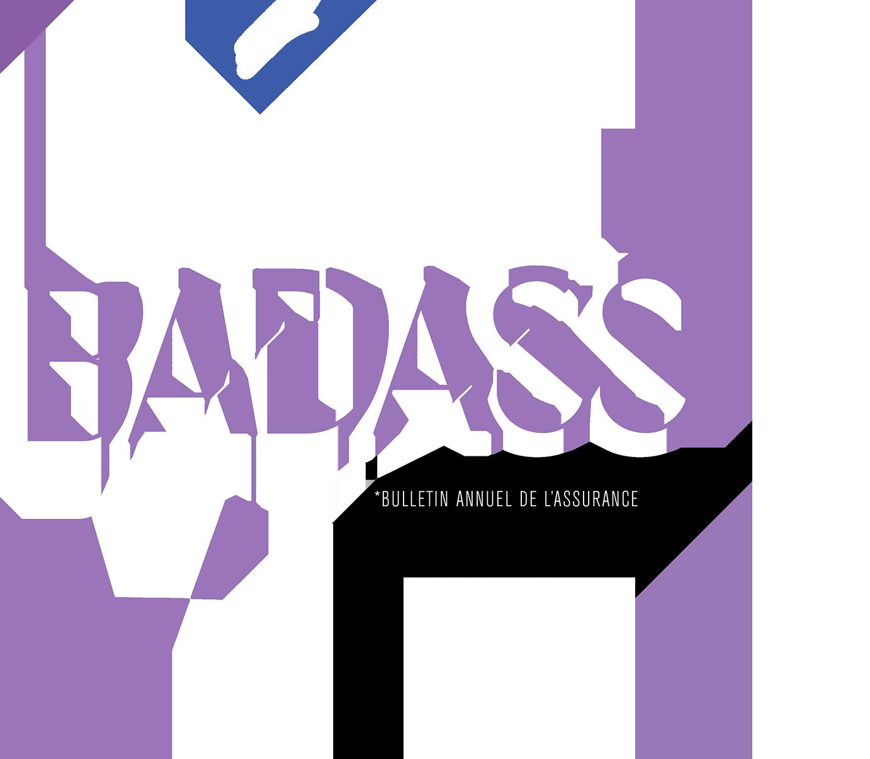 Logo Badass
