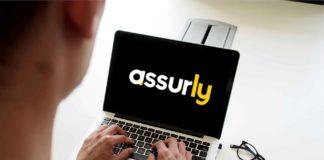 Le logo d'Assurly