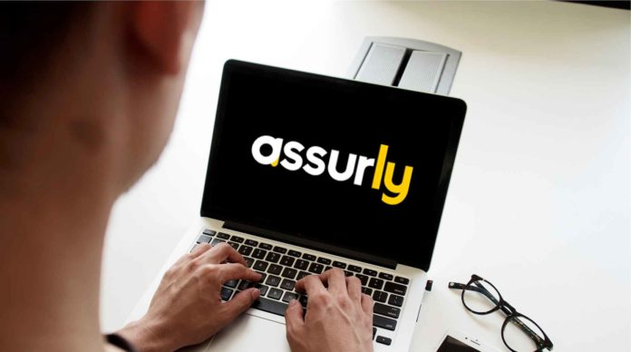 Le logo d'Assurly