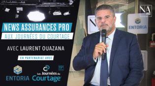 Interview de Laurent Ouazana aux Journées du Courtage, le 15 septembre 2020