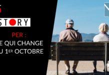 PER, ce qui change au 1er octobre