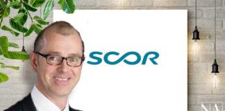 Ian Kelly, directeur financier de Scor