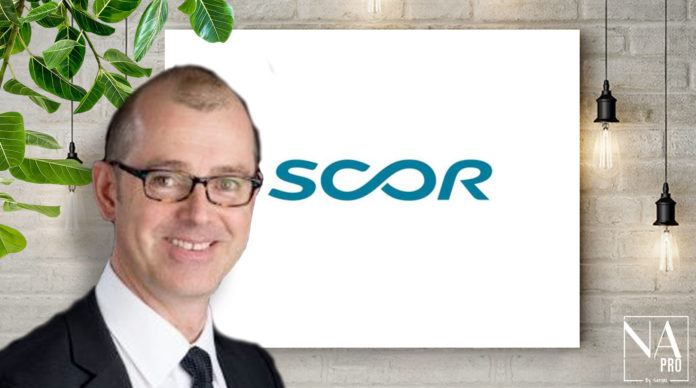 Ian Kelly, directeur financier de Scor