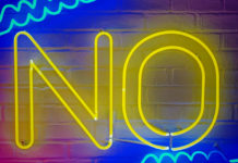 """""""No"""" c'est l'expression d'une opposition."""