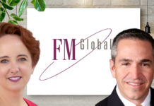 Angie Henderson Moncada et George Plesce de FM Global