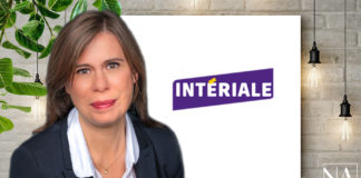 Fanny Gilbert est nommée directrice développement, innovation et stratégie clients d'Intériale