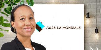 Sylvie Ngoumapé, directrice régionale Alpes d'AG2R La Mondiale.