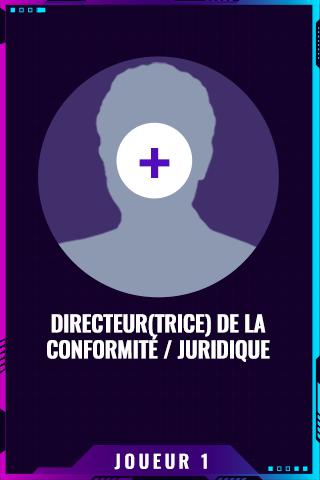 Directeur(trice) de la Conformité / Juridique
