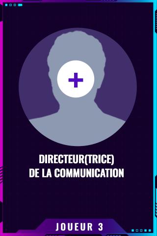 Directeur(trice) de la Communication