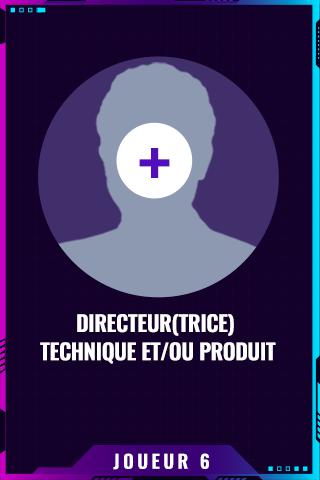 Directeur(trice) Technique et/ou Produit