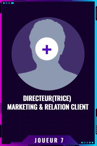 Directeur(trice) Marketing & Relation Client