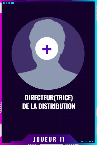 Directeur(trice) de la Distribution