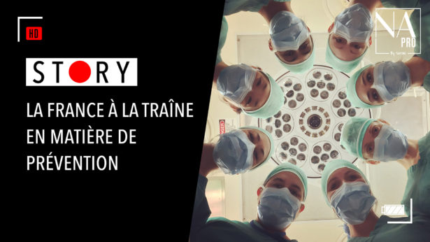 STORY : La France à la traîne en matière de prévention