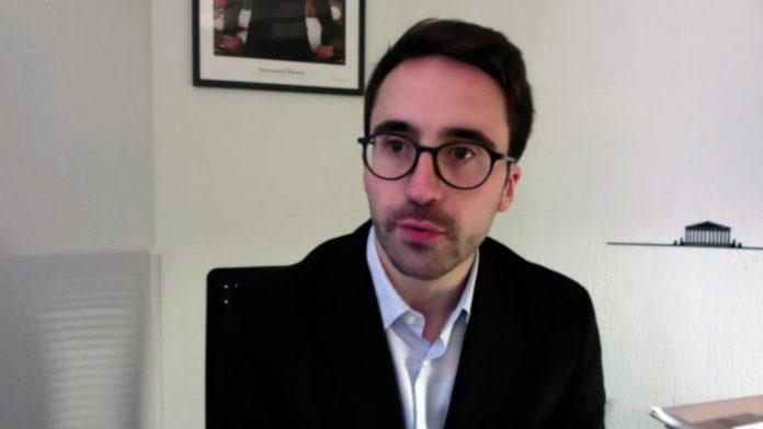 Thomas Mesnier, député LREM, rapporteur général du PLFSS.