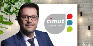 Mathieu Gozard est directeur général du CIMUT.
