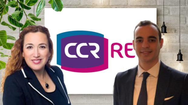 Nominations: Deux arrivées chez CCR Re