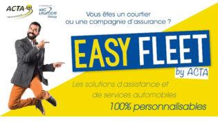 EASY FLEET : la nouvelle offre d'assistance automobile d'ACTA dédiée aux courtiers et assureurs !