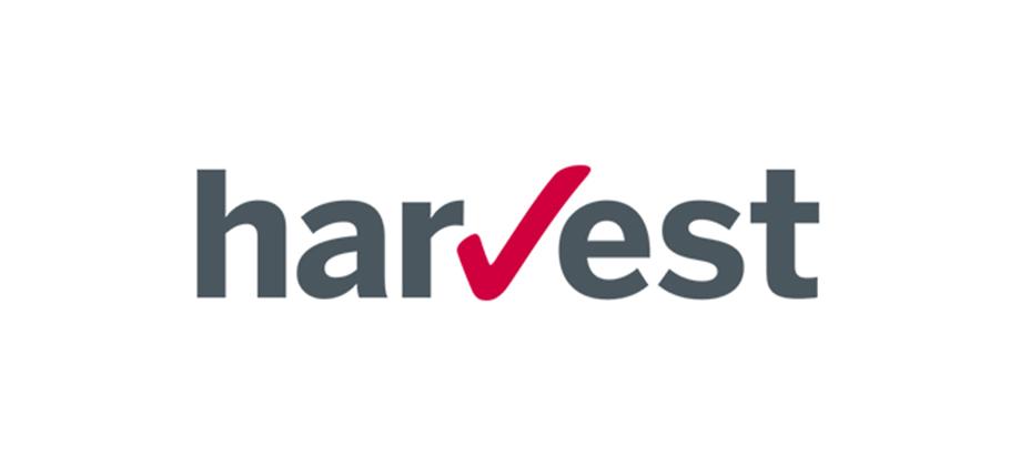 Logo de Harvest
