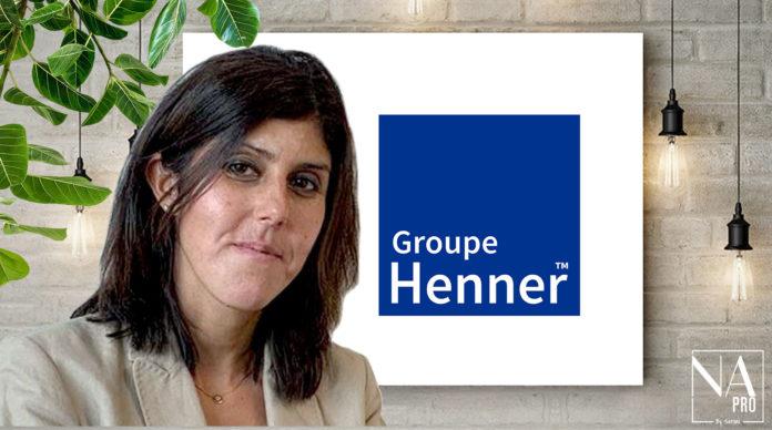 Valérie Busbib intègre le comité exécutif d'Henner.