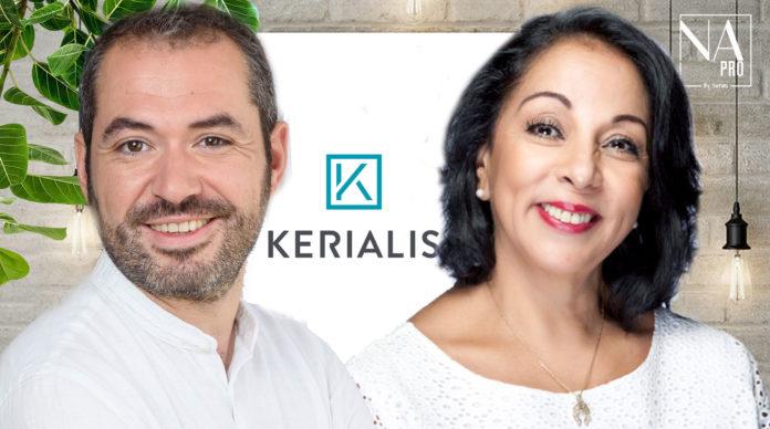 Matthieu Dulucq et Karima Ben-Saïd à la tête de Kerialis.