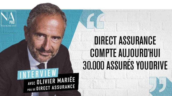 olivier marie direct assurance
