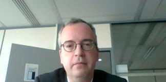 Thomas Fatome, directeur général de la Caisse nationale d'Assurance maladie.